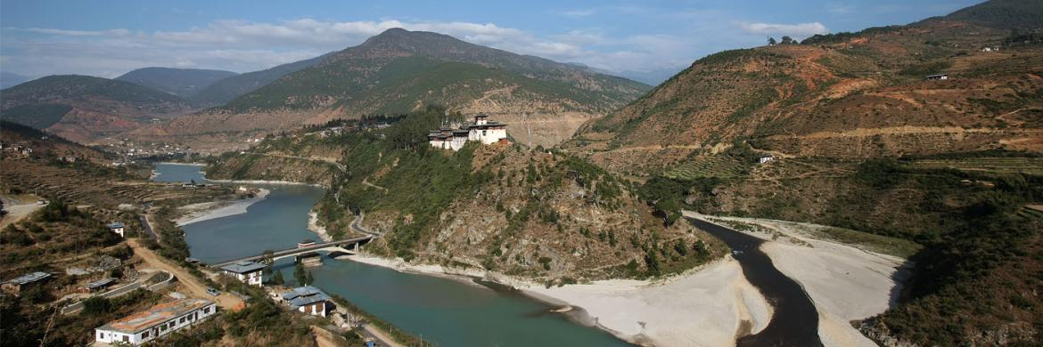Wangdue valley